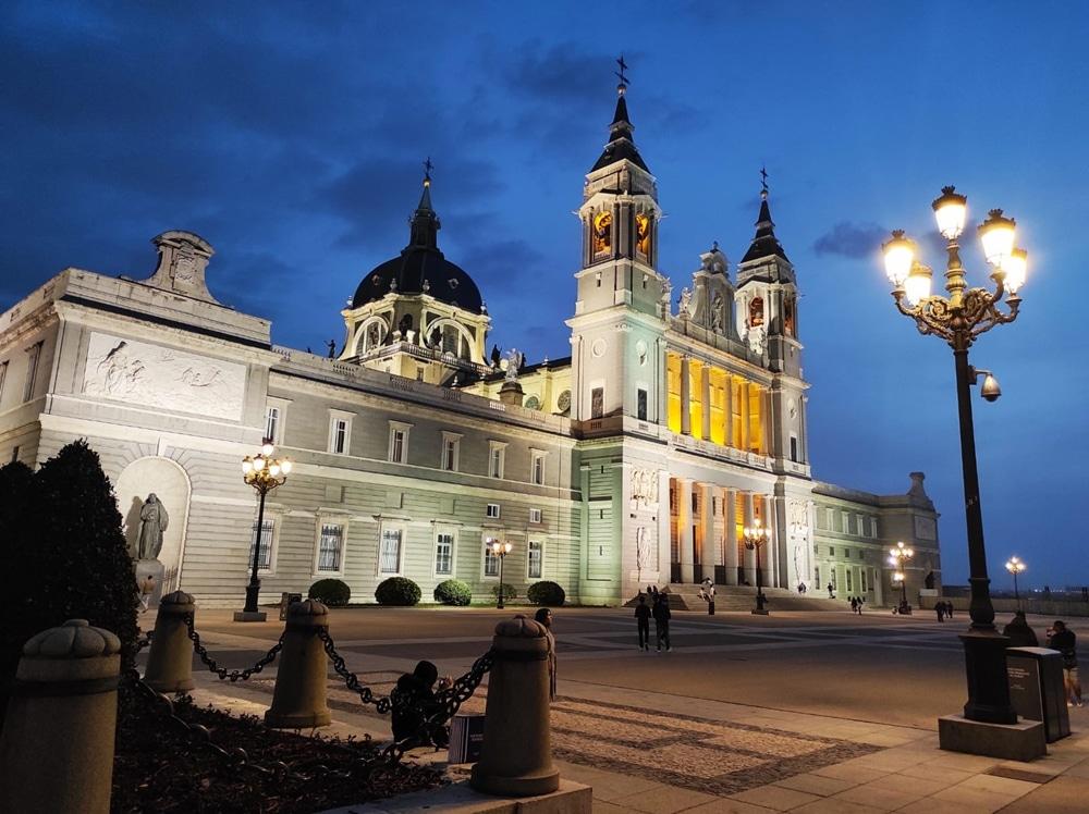 Catedrla de la Almudena Madrid