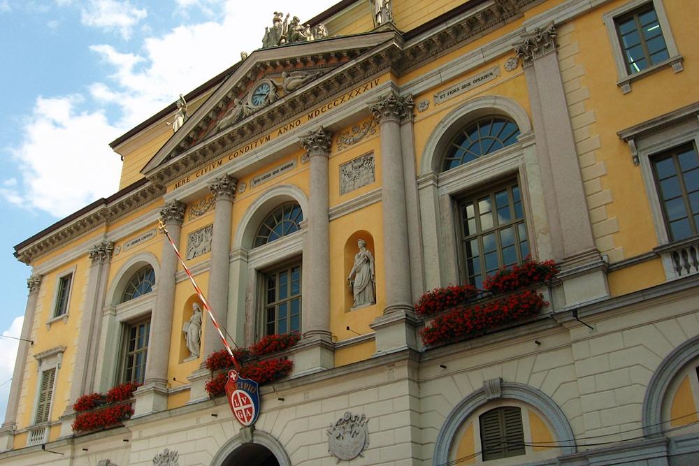 Ayuntamiento Lugano