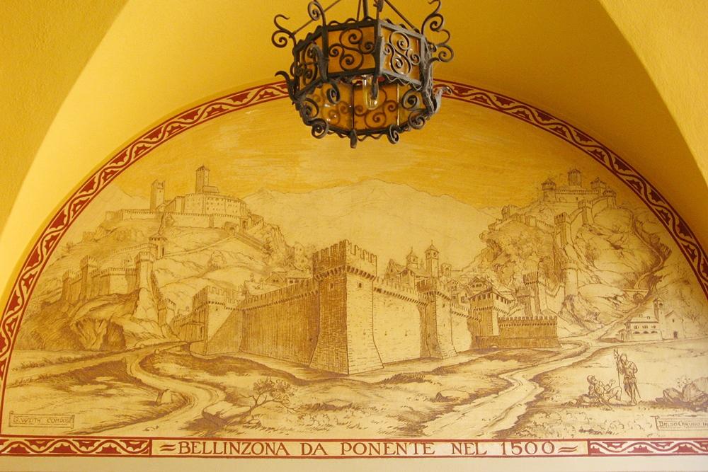 Bellinzona 1500