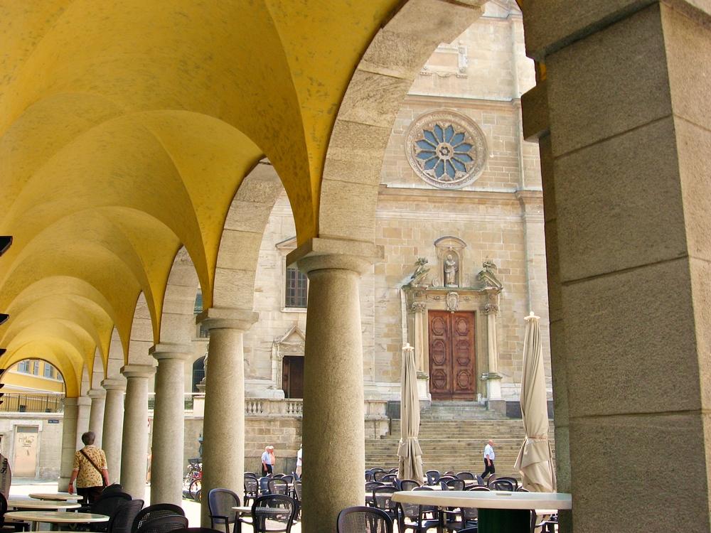 Centro histórico de Bellinzona