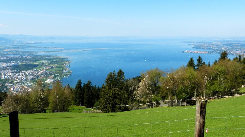Bregenz Pfander Bodensee