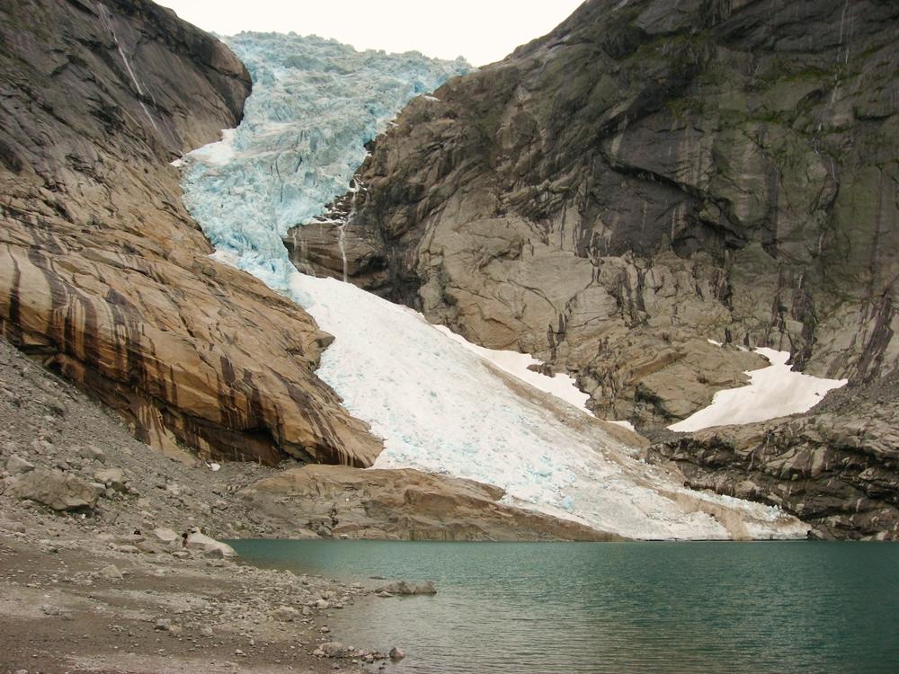 Glaciar de Bryksdal
