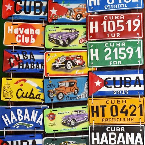 Cuba auténtica y única