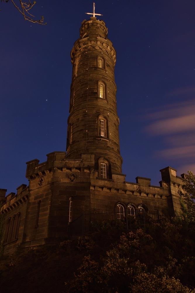 Calton Hill, Edimburgo, Escocia