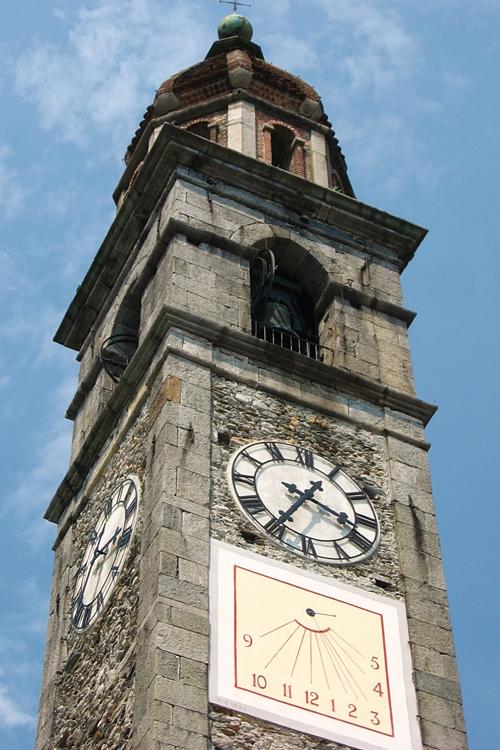 Campanario Ascona