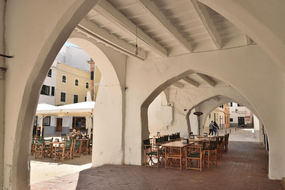 Ses Voltes Ciutadella Menorca
