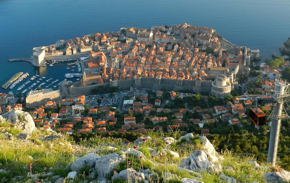Dubrovnik Croacia Galería Fotográfica