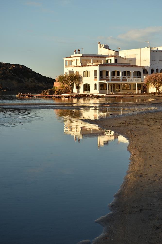 Playa Es Grau Menorca