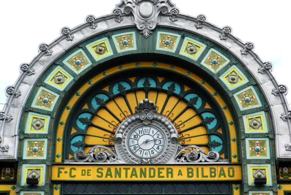 Estación de Bilbao Concordia
