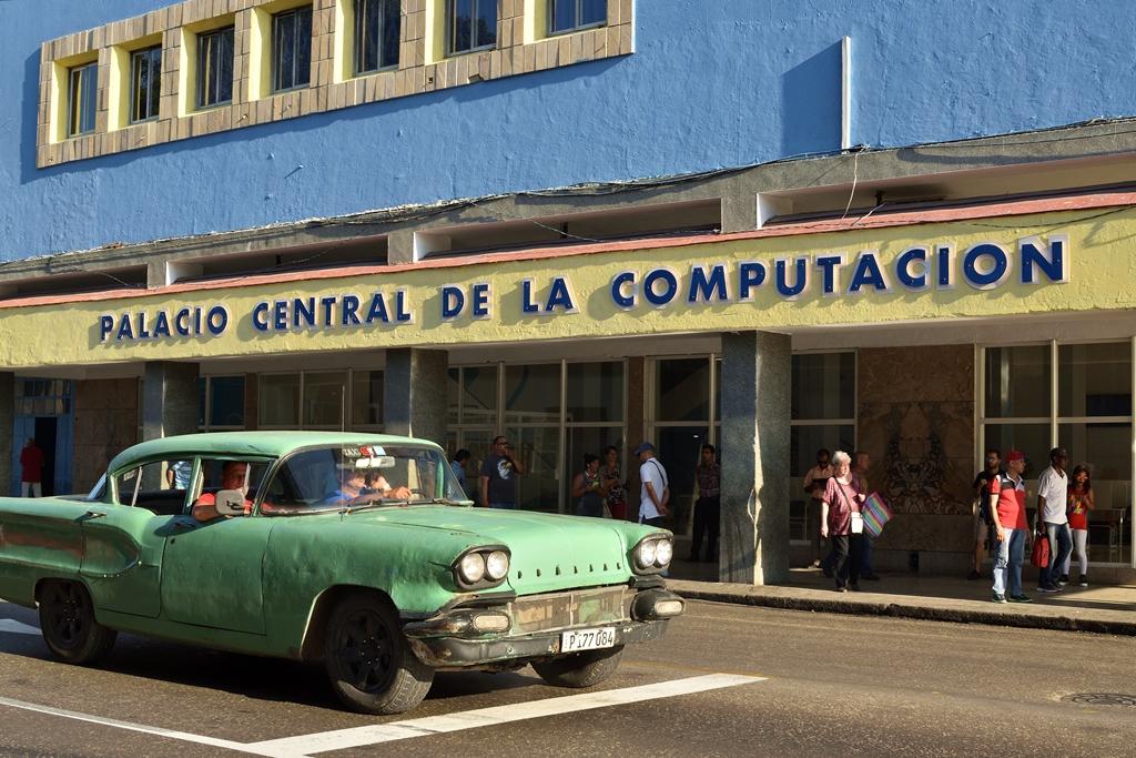 Palacio de la Computación