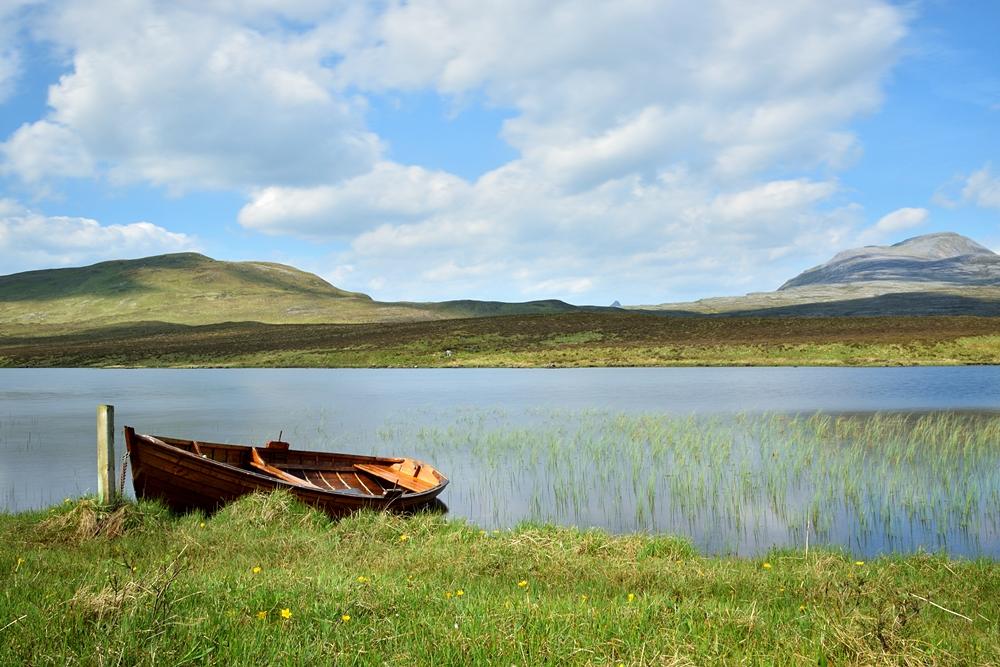 Highlands Escocia