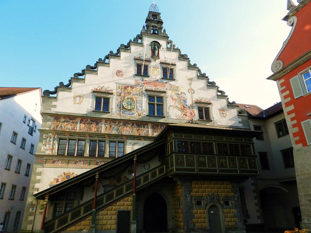 Lindau Ayuntamiento Constanza Bodensee