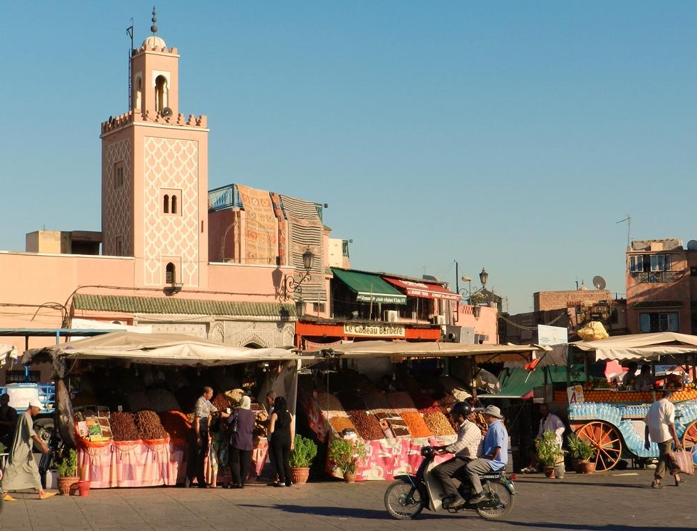 De_compras_en_Marrakech