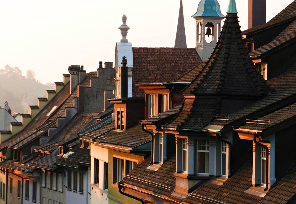 Schaffhausen tejados