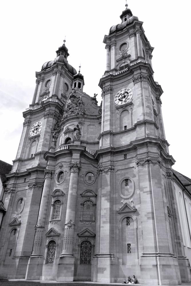 St Gallen Catedral