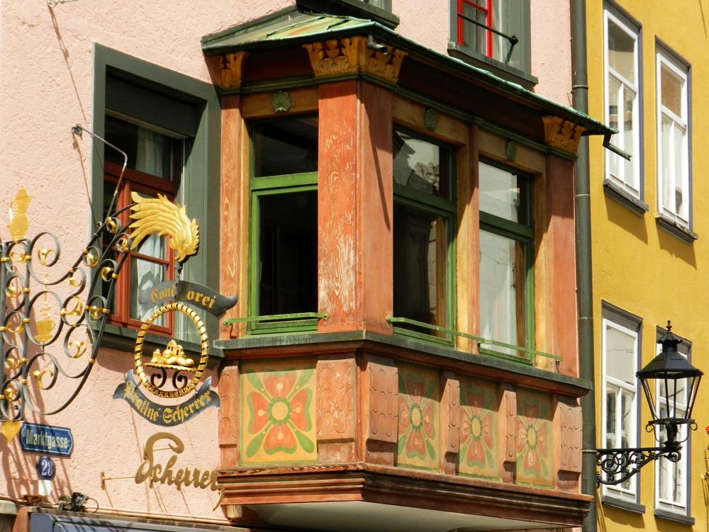 St Gallen voladizo