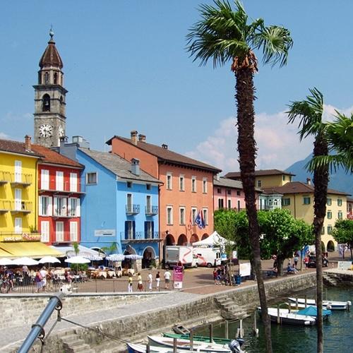Ascona Ticino