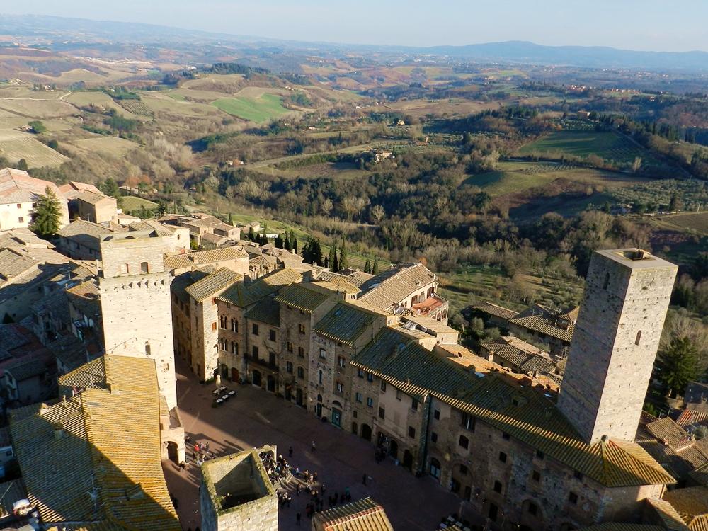 Toscana_San_Gimignano