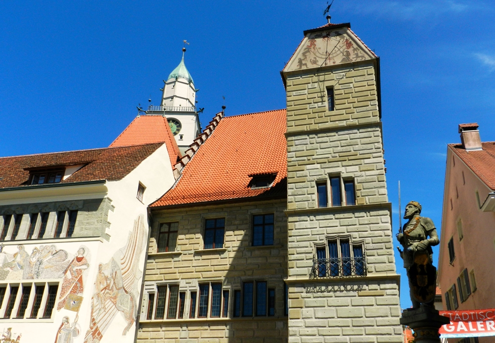 Uberlingen Munsterstrasse