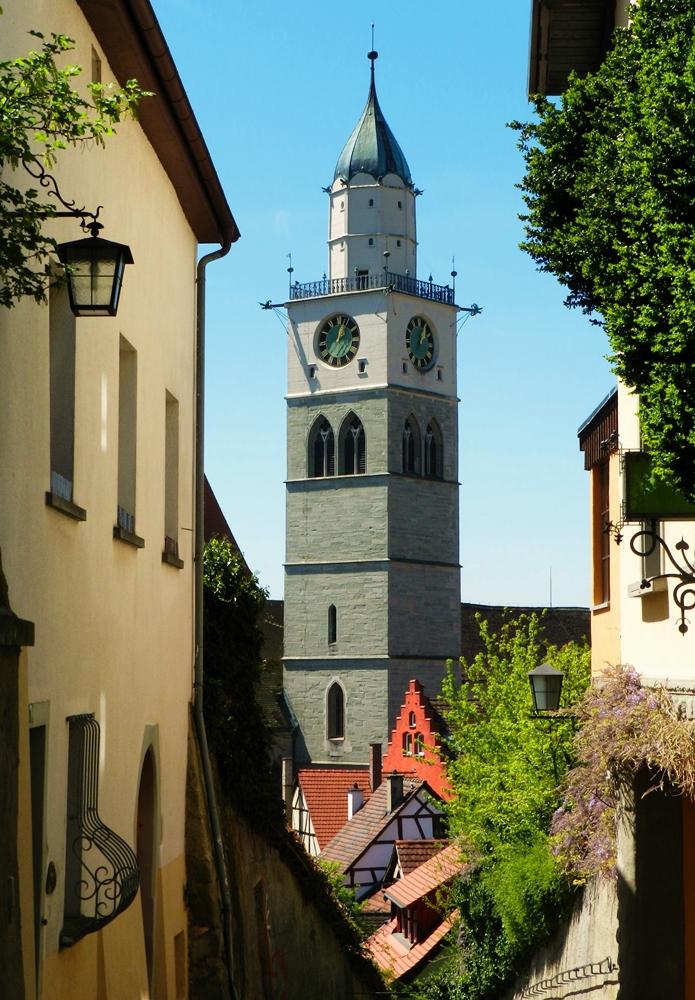 Uberlingen Lago Constanza