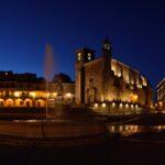 Trujillo Plaza Mayor Cáceres